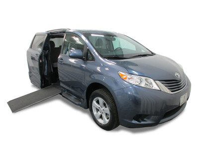 Toyota Sienna Wheelchair Vans For Sale