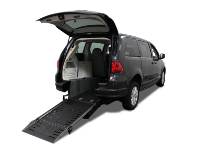 Volkswagen Routan Wheelchair Accessible Conversions