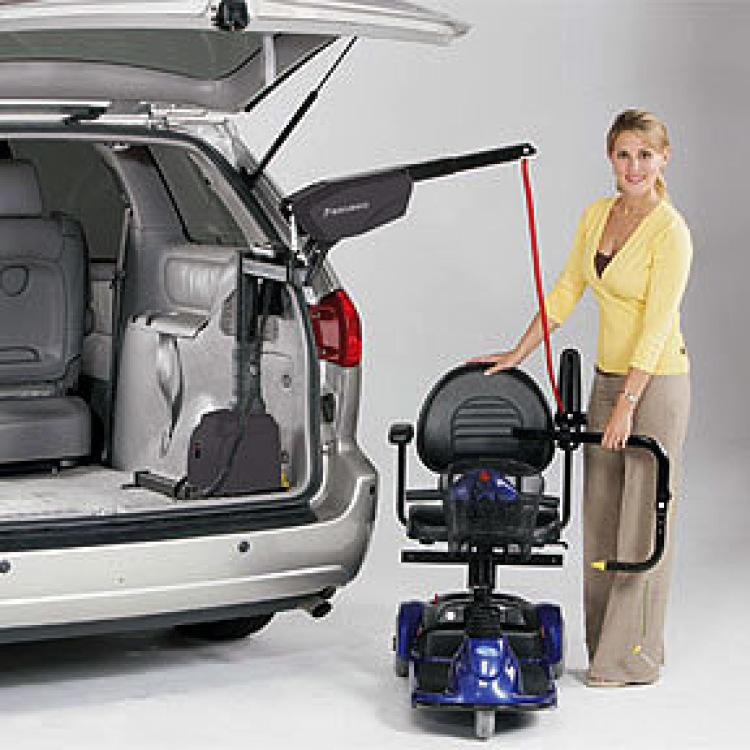 bruno curb sider wheelchair lift model vsl 6000 and vsl 6900 van mobility aids. Black Bedroom Furniture Sets. Home Design Ideas