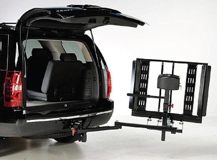 Harmar Universal Platform Lift Al500 Exterior Wheelchair Vehicle Lift