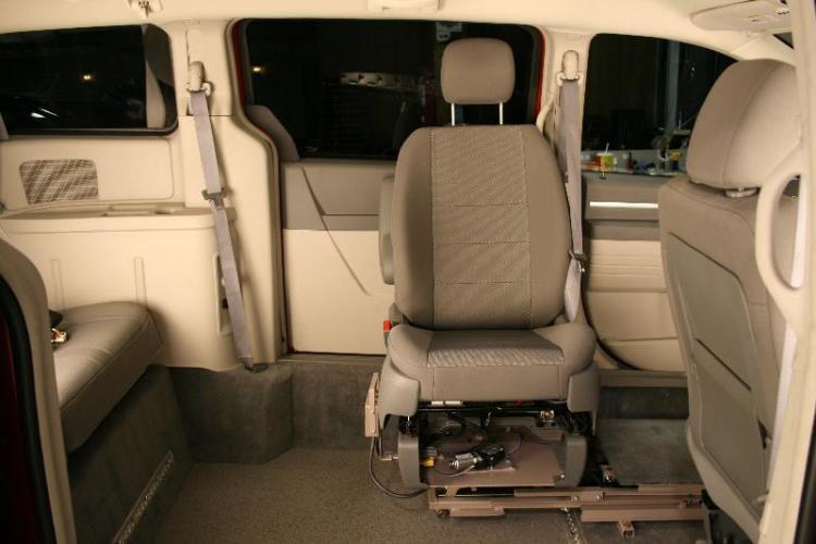 Super Braunability Turny Evo Seat Ams Vans Cjindustries Chair Design For Home Cjindustriesco