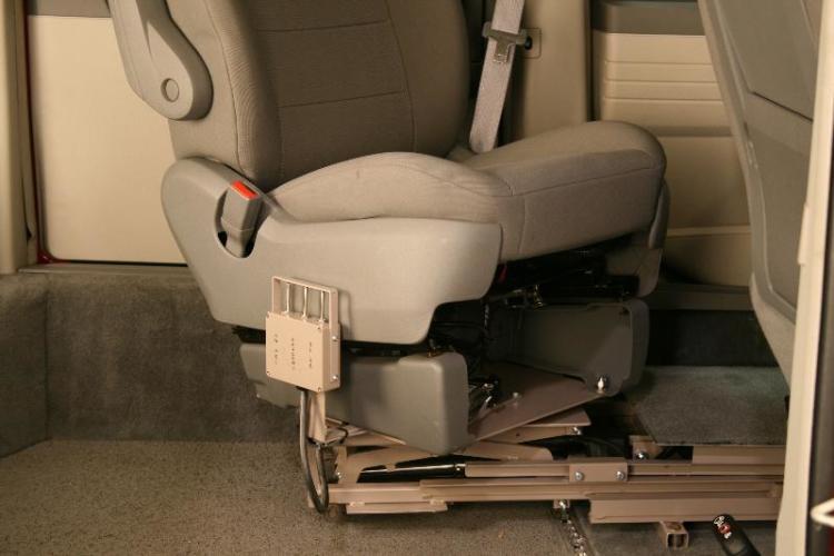 Amazing Braunability Turny Evo Seat Ams Vans Cjindustries Chair Design For Home Cjindustriesco