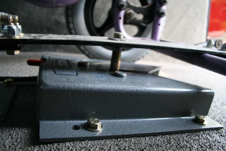 Tractor Wheelchair Lift : Ez lock wheelchair docking system handicap vehicle