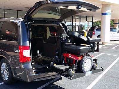 Mobility Equipment Lifts Ramps Scooters Amp More Ams Vans