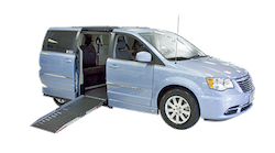 Chrysler Handicap Van Conversions