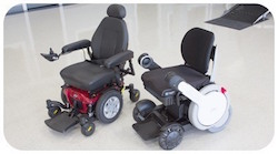 Wheelchairs and Scooters