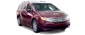 Honda Odyssey Wheelchair Vans for Sale