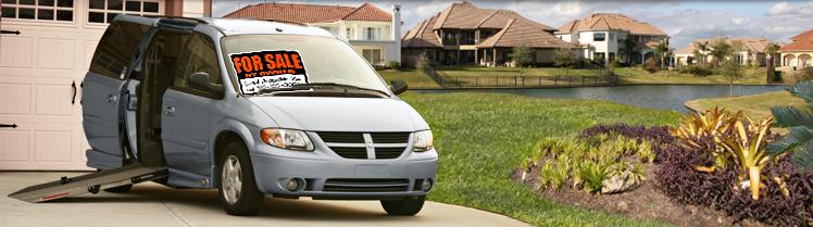 Handicap Vans Vehicles | Accessible Vans